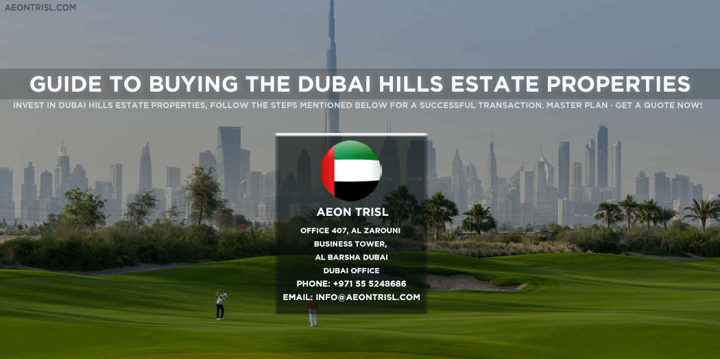 Dubai Hills Estate Real Estate