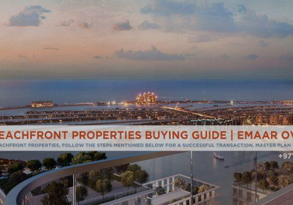 Emaar Beachfront Properties Buying Guide