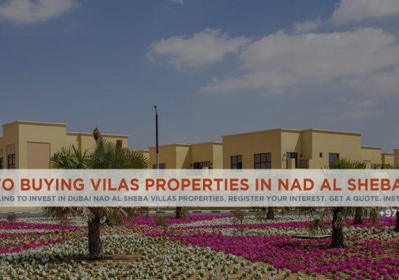 Nad Al Sheba Properties Buying Guide – Aeon & Trisl
