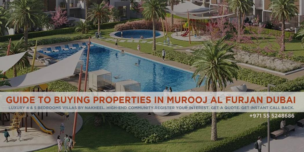 Guide To Buying Properties In Murooj Al Furjan Dubai – Aeon & Trisl