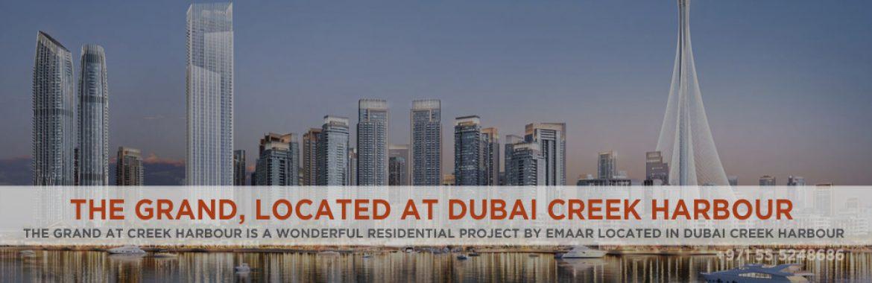 The Grand At Dubai Creek Harbour