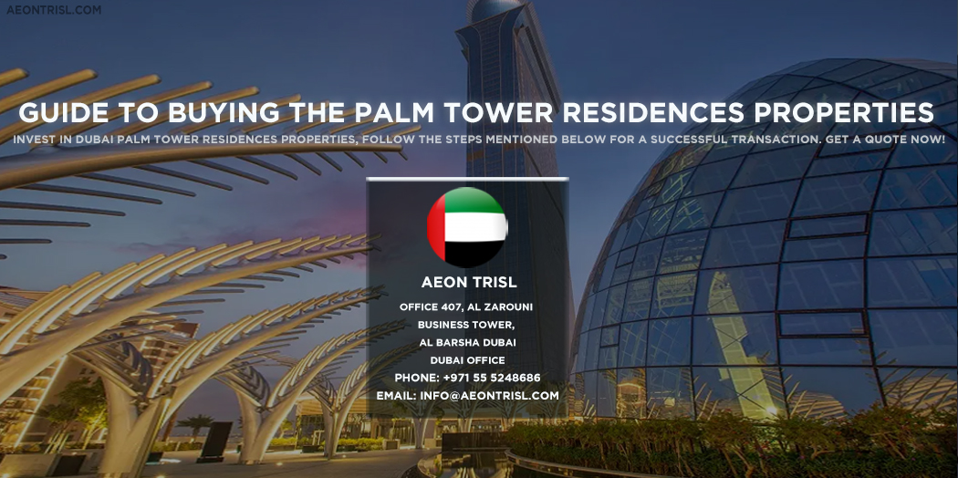 The Palm Tower Residences At Jumeirah Buying Guide