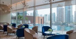 1BR Palm and city view,fully furnished by Jumeirah