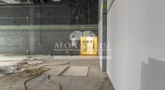 Vacant Shop-New Listing  Shell and Core  The Waves