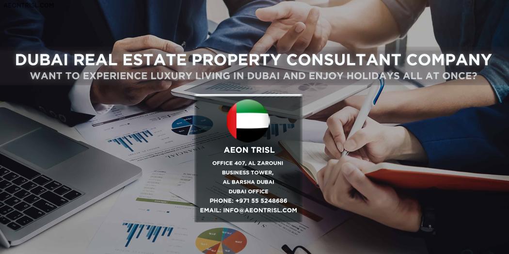 Dubai Based A Real Estate Property Consultant
