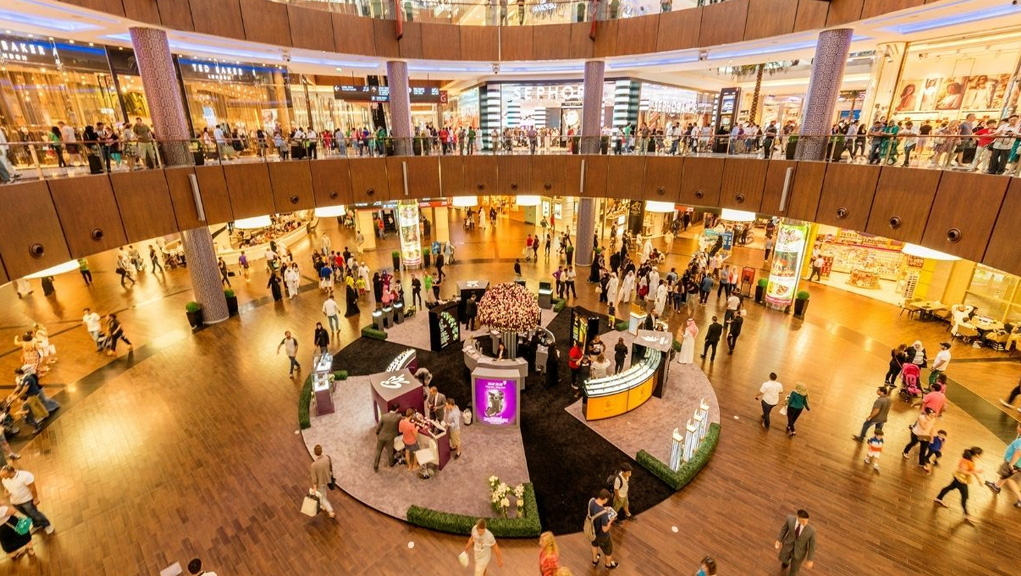 Indulge in Retail Therapy at the Dubai Mall