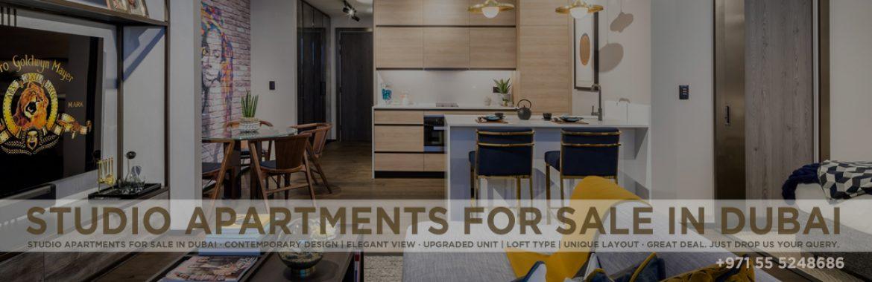Studio Apartments For Sale in Dubai | Dubai Property Trend