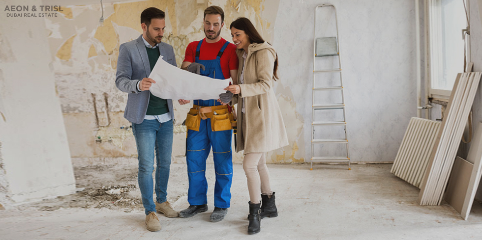 Talk to the Contractor For Home Renovating