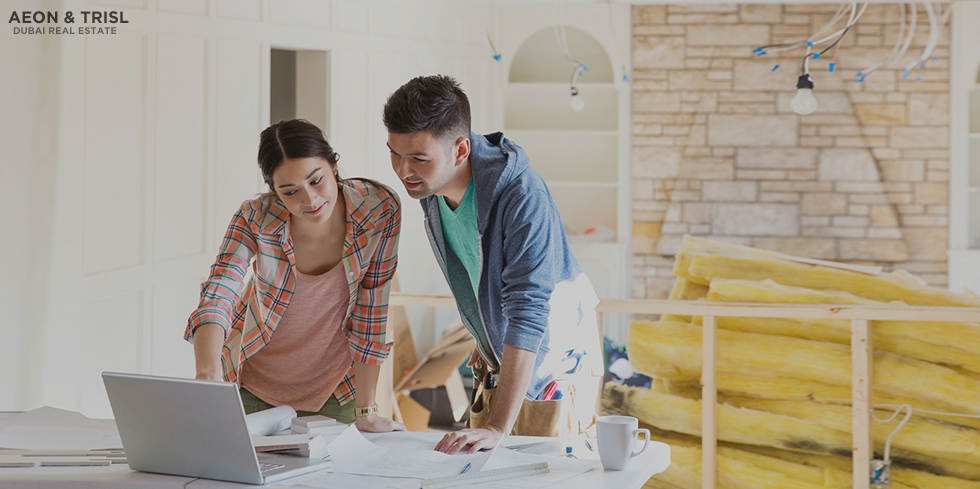Top 5 Tips For Home Renovating in Dubai