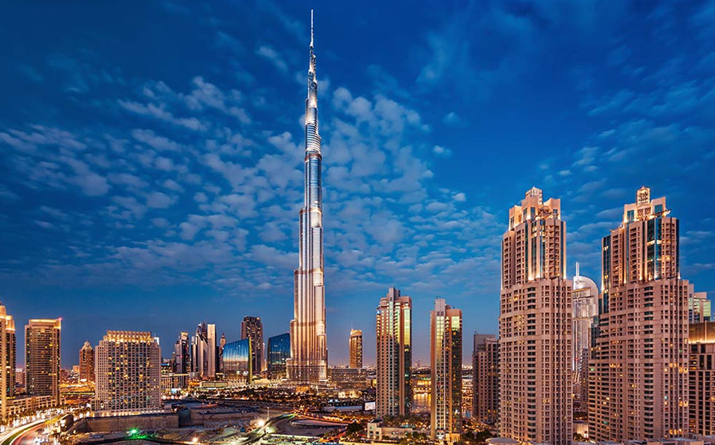 Visit the Tallest Building of the World