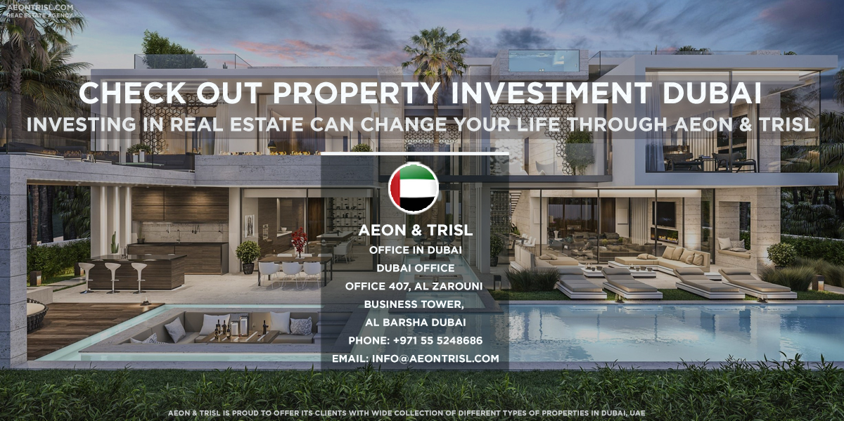 Check Out Property Investment Dubai