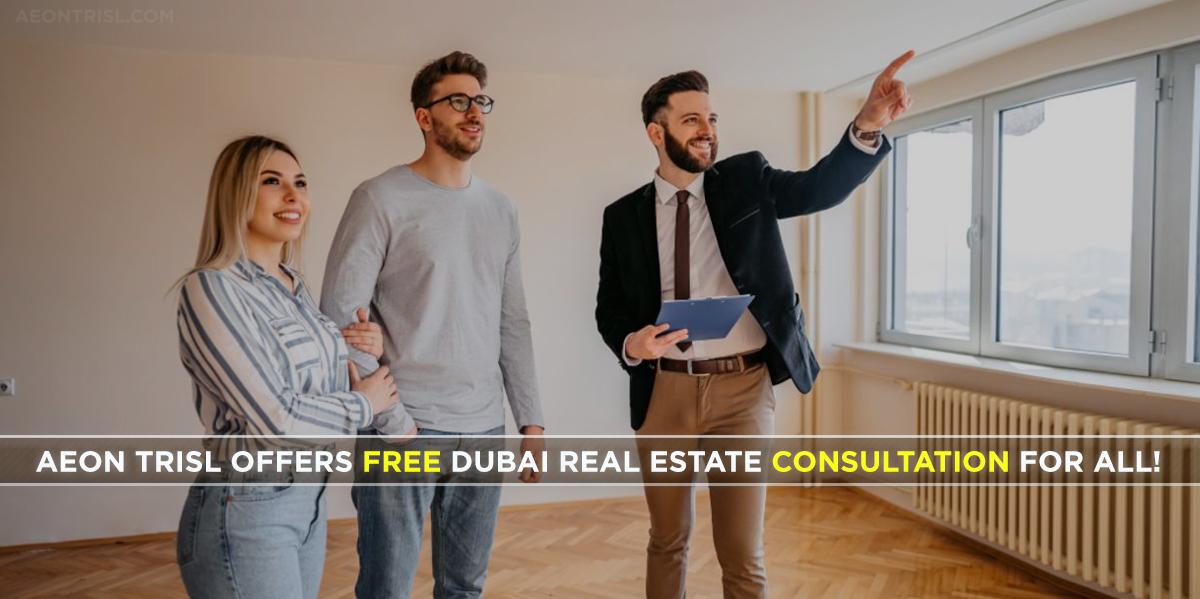 Dubai Real Estate Investment-No Commission Fee