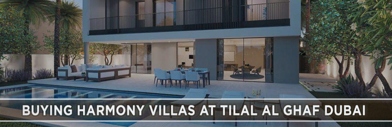 Harmony Villas at Tilal Al Ghaf Dubai