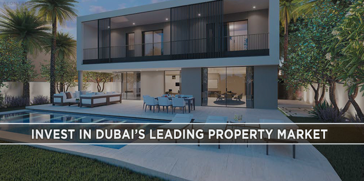 Invest In Dubai's Leading Property Market