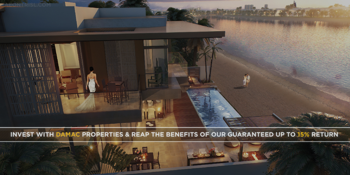 Invest With Damac Properties And Reap The Benefits Of Our Guaranteed Up To 15% Return